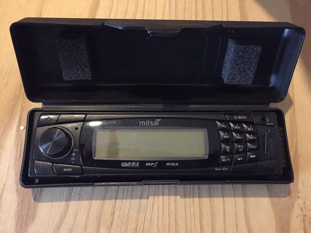Auto-rádio Mitsai SD/USB