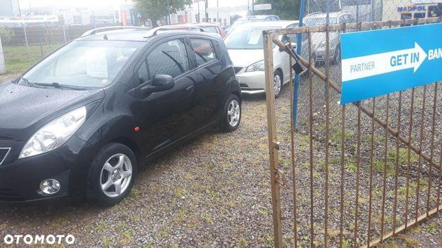 Chevrolet Spark Benzyna_Klima_Lancuch Rozrzadu_Oplacony_Bogate...