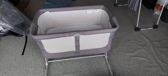 Chicco next to me next2me dostawka łóżeczko dla niemowlaka