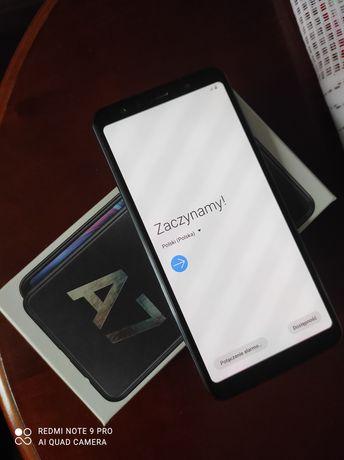 Samsung Galaxy A7(2018)jak nowy!