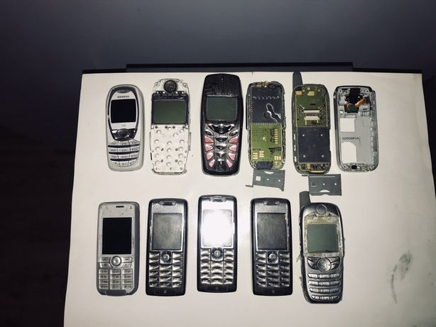 Nokia 3310, 3510 / siemens sl45i i inne