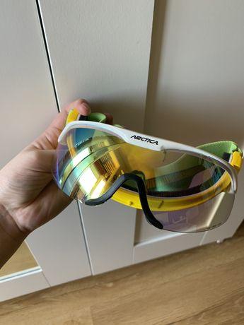Okulary narciarskie Arctica