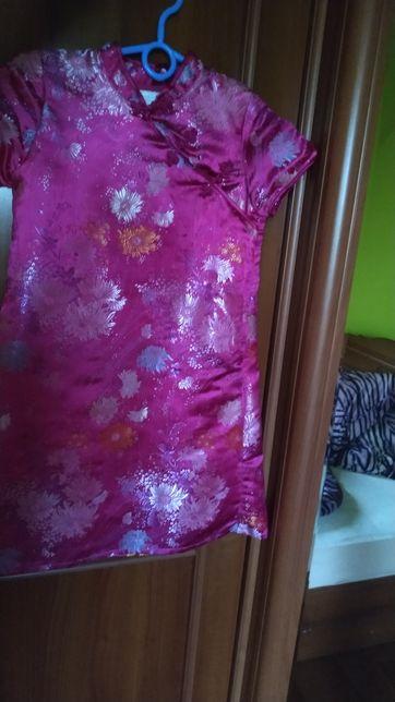 Śliczna sukienka rozmiar 130-164