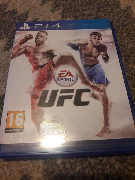 UFC (Ps4) Bijatyka