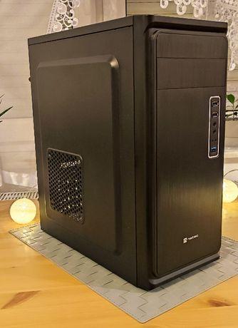Komputer stacjonarny - 4 rdzenie - cichy i oszczędny