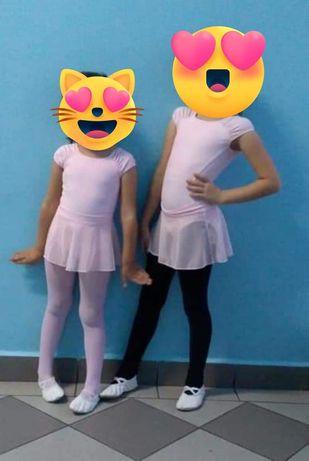 Strój baletowy dla dziewczynki 4-6 lat