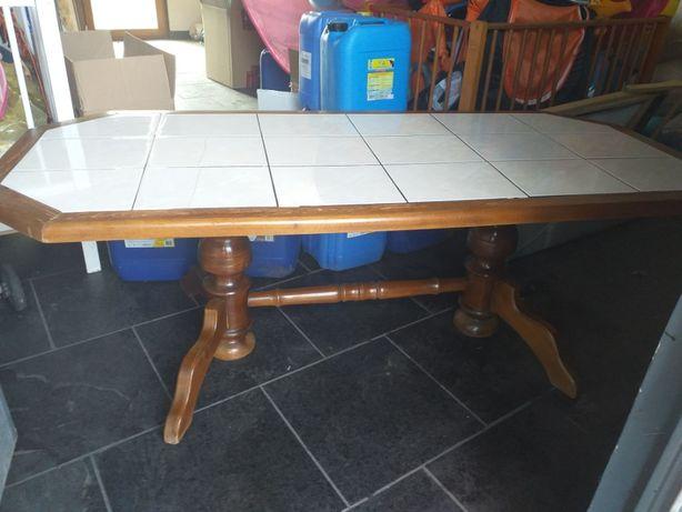 Ława , Stół wymiary 160 x 70 Cena 100 zł