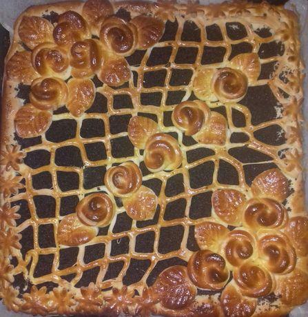 Випічка домашня Пироги Агнець