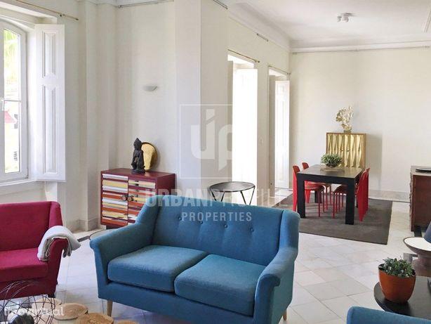 Apartamento T3 para arrendar no Monte Estoril