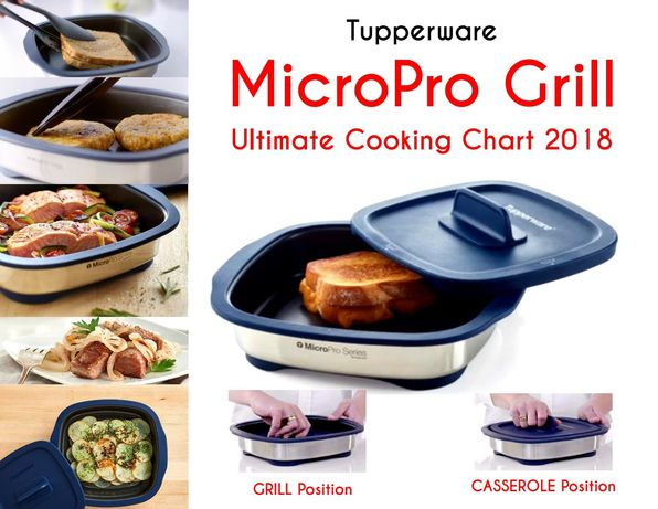 MicroPro Grill Tupperware