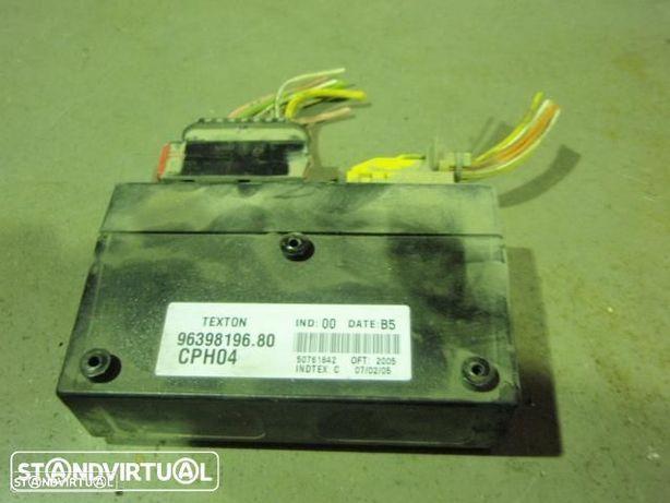 Modulo electrico ( 96398196.80 ) - Fiat Scudo 1.9d ( 2005 )