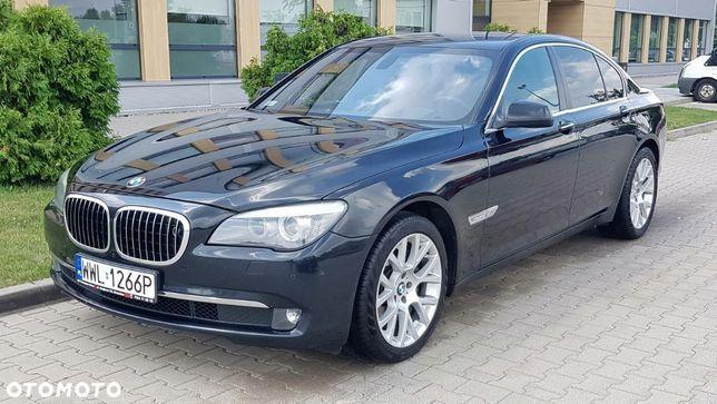 BMW Seria 7 [RABAT 10000 zł] 740d xDrive Salon PL bogate wyposażenie