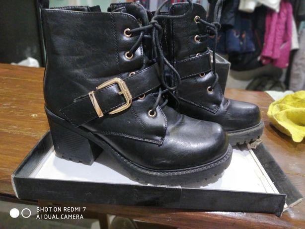 Ботинки, туфли, сапоги, полусапожки, осень