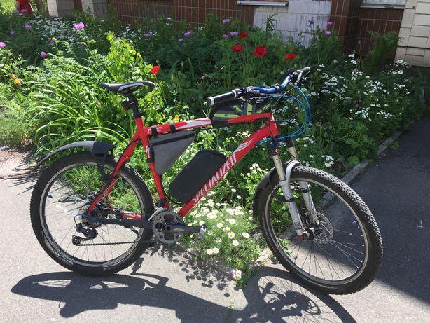 Електровелосипед (e-bike) specialized