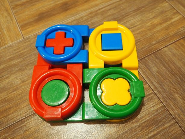 Zabawki od 1 roku, Montessori sensoryczne super zestaw dla maluszka