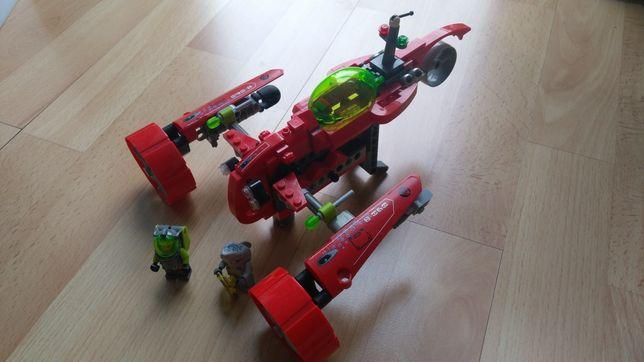 LEGO Atlantis Łódź podwodna, zestaw 8060, gwiazdka, Mikołaj, święta