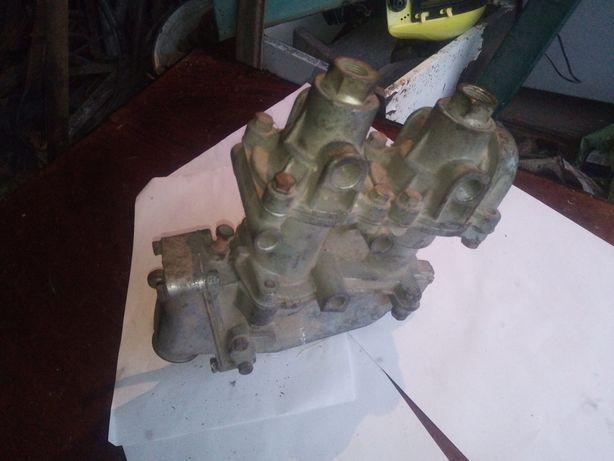 Тормозной кран Зил, Т150