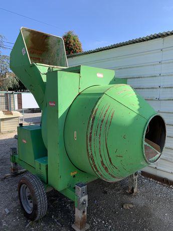 Betoneira hidraulica 800l gasoleo Motor hatz