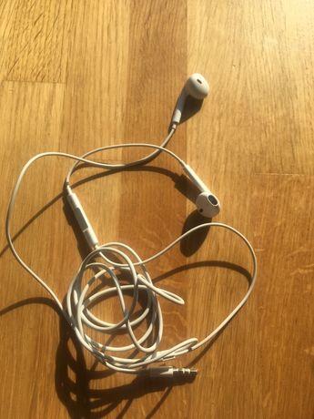 Słuchawki Apple z wtyczką słuchawkową 3,5mm
