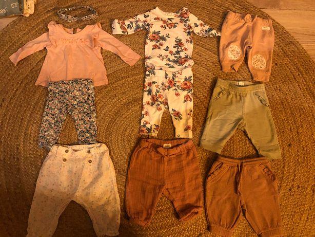 Komplet ubranek dla niemowlaka Newbie, C&A, Reserved