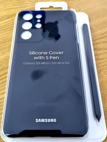 Capa S Pen Samsung s21 Ultra