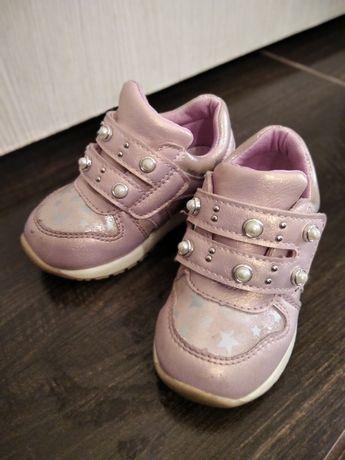 Кроссовки ботинки Clibee Клибы на девочку кросовки кеды обувь туфли