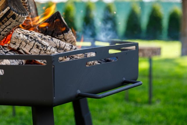 Palenisko ogrodowe, grill, grill ogniskowy