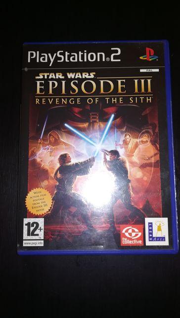 "Jogos PS2 ( PlayStation 2 ) "" Star Wars Episode III "" Revenge of Sith"