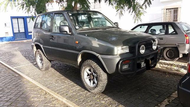 Nissan terrano II ano 1994. Todo tipo de peças.