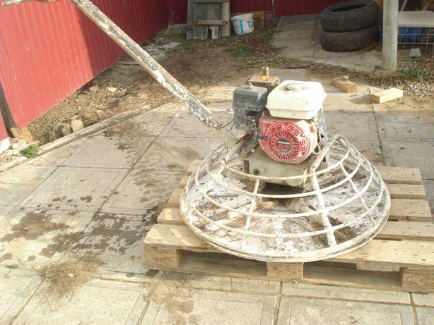 вертоліт для затирання бетону