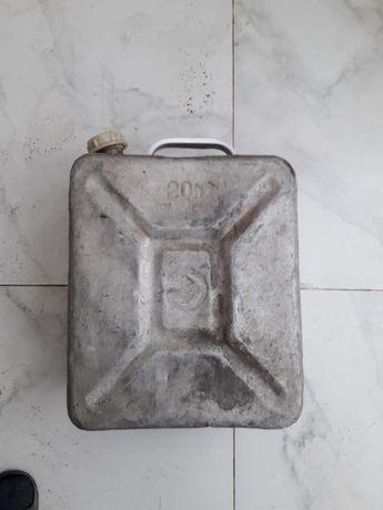 Канистр у алюминиевая 20л