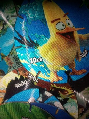 Карточки ANGRY Birds