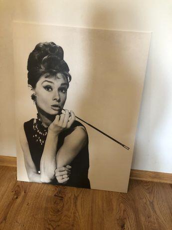 Obraz Audrey Hepburn