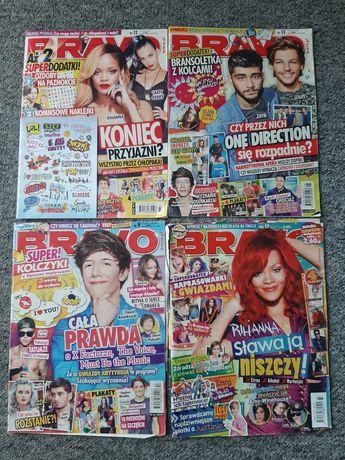 Archiwalne, stare gazety, magazyny BRAVO, dodatki, plakaty