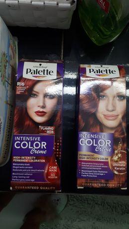 Zamienię  dwie farby do włosów nowe