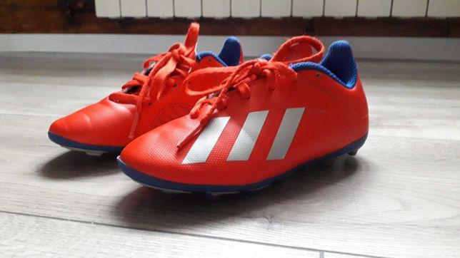 Buty piłkarskie korki adidas rozmiar 28
