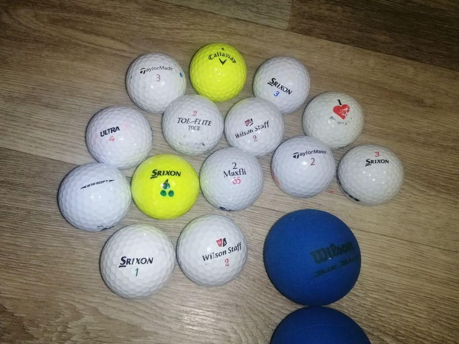 Мячи для гольфа, разные в наличии, мяч wilson, резиновый. Для игры. Горишные Плавни - изображение 1