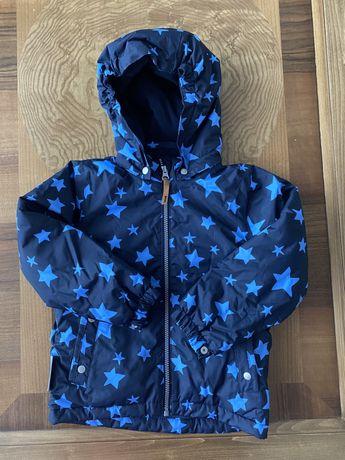 Новая демисезонная куртка T2H Дания р.104 ( как Reima, Lenne)