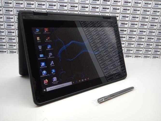 Laptop do NAUKI ZDALNEJ Lenovo Yoga 11e Dotyk 11,6' 4GB 128 SSD kamera