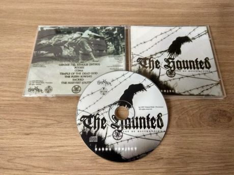 The Haunted (Age of Destruction) Karna Project - Płyta CD