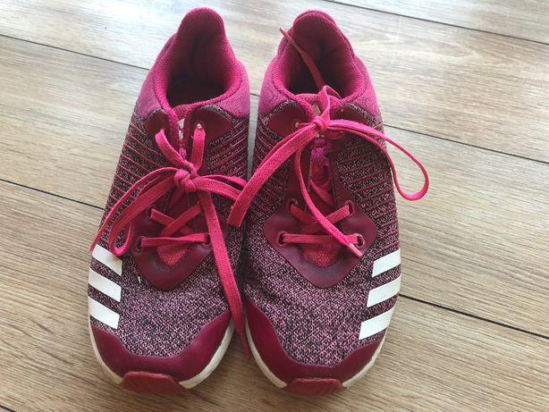 Adidasy dziewczęce, różowe 33