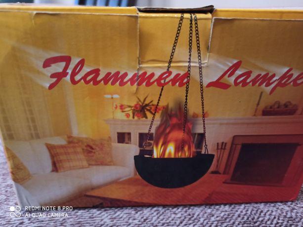 Лампа вентилятор