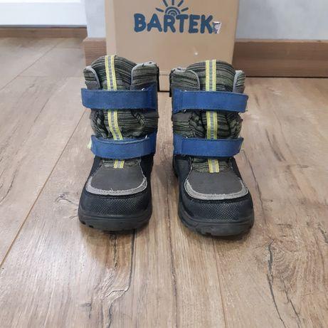 Зимние термо ботинки Bartek зимові черевички Bartek 26
