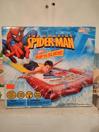 Nowy materac do ślizgania Spiderman 4.8 metra