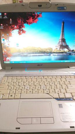 Ноутбук Acer Aspire 5920G (на запчастини або ремонт)