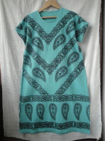 Освобождаю шкафы. Турецкое платье. 52 - 54 р