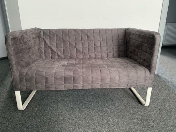 Sofa Knoppard szara IKEA