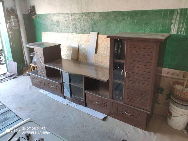 Мебель Стенка общая длинна 2м70см