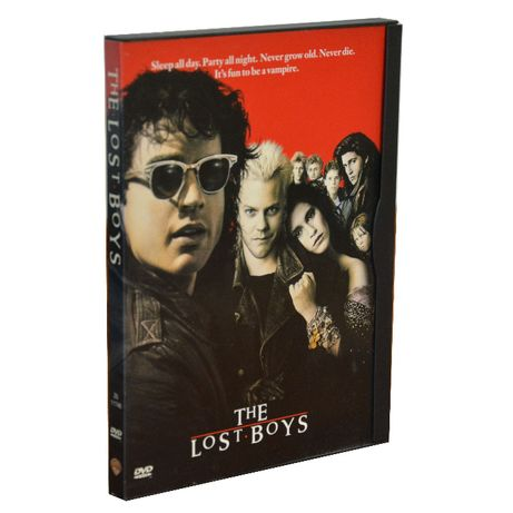 Straceni chłopcy /The Lost Boys/