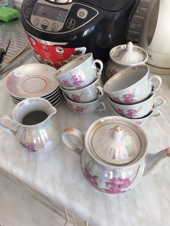 Чайний набір комплект